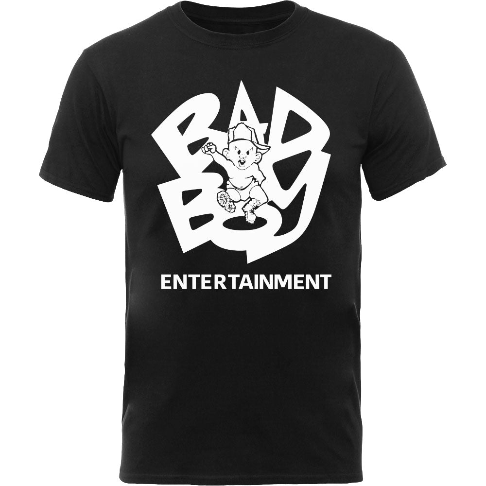 Biggie Smalls Unisex Tee: Bad Boy Baby (Black) - House of Merch