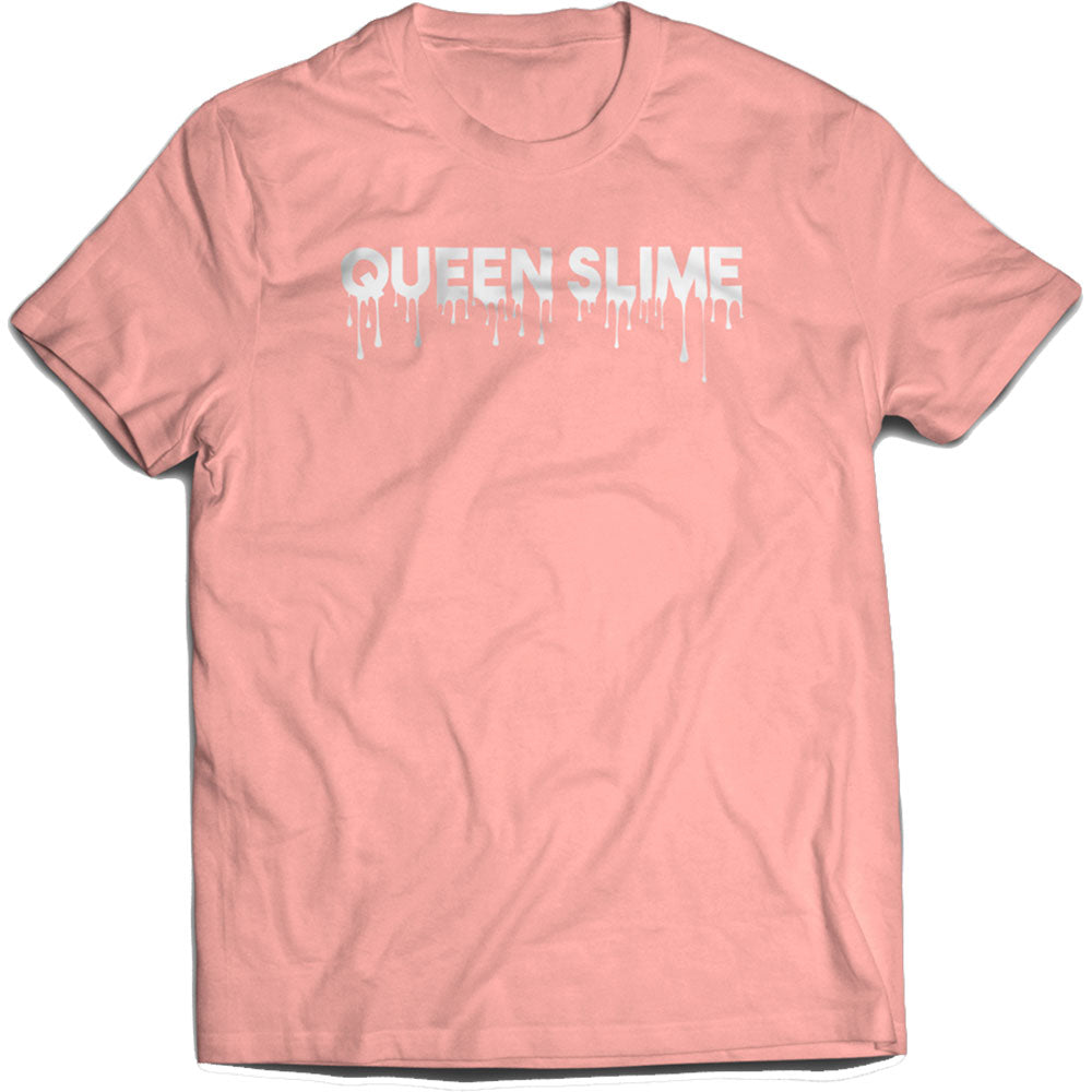Young Thug Unisex Tee: Queen Slime (Pink)