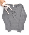 Short Hair Chihuahua Sweatshirt