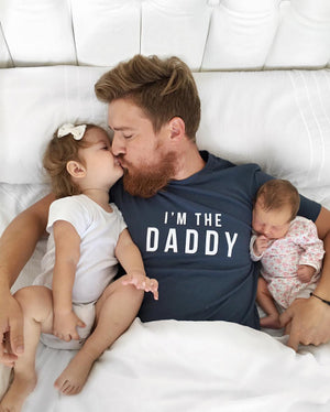 I'm the Daddy Dad Tshirt