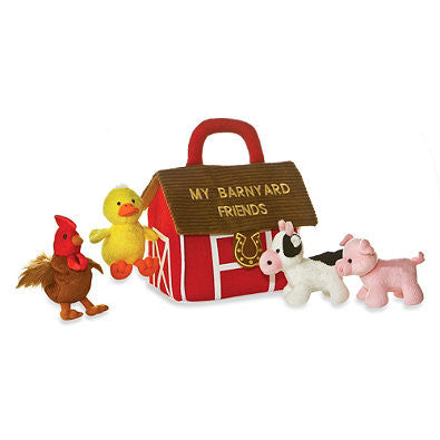 My Barnyard Friends Baby Talk Playset | Aurora