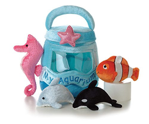 MY Aquarium BABY TALK PLUSH TOY
