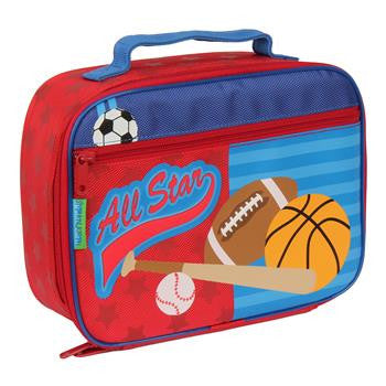 Stephen Joseph classic lunch box Sports  sc 1 st  So Unique Gifts & Personalized Kids Lunch Bags u2013 So Unique Gifts Aboutintivar.Com