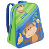 Go Go Backpack Stephen Joseph | Monkey Boy new