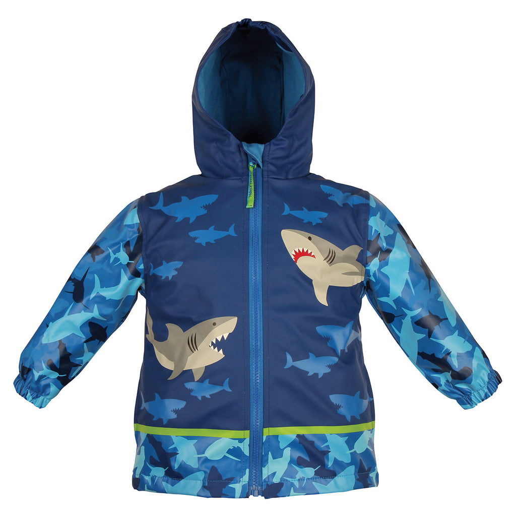 Children's Rain coat by  Stephen Joseph | Shark