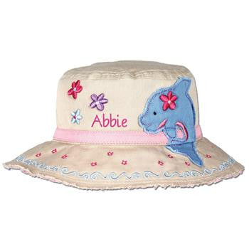 Kids bucket hat Stephen Joseph | Dolphin