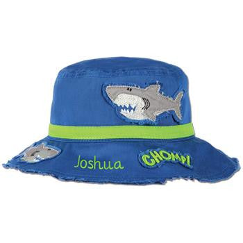 Kids bucket hat Stephen Joseph | Shark