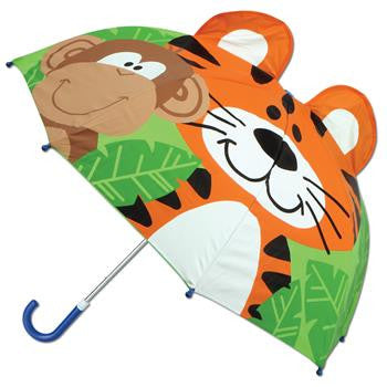 Kids Pop Up Umbrella Stephen Joseph | dolphin
