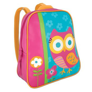 Go Go Backpack Stephen Joseph | Teal owl