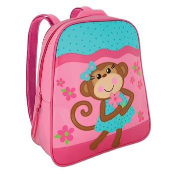 Go Go Backpack Stephen Joseph | Monkey Girl