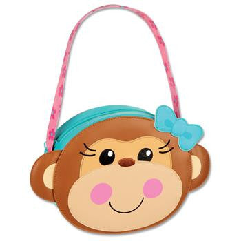 Go Go purse by Stephen Joseph| Monkey