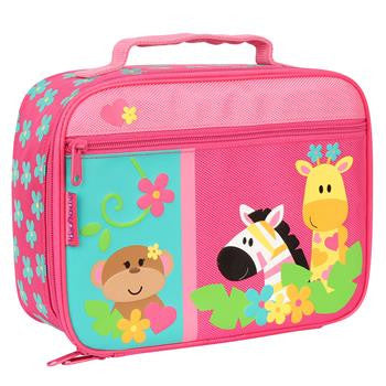Stephen Joseph classic lunch box Zoo