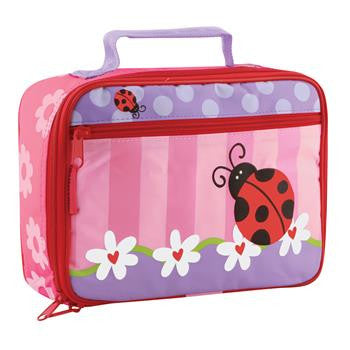 Stephen Joseph classic lunch box Lady Bug
