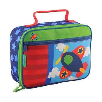 Stephen Joseph classic lunch box airplane