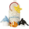 MY SAND CASTLE BABY TALK PLUSH TOY