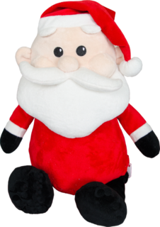 Cubbies Plush Toy  | Christmas Santa