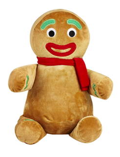 Cubbies plush toy  | Gingerbread Man