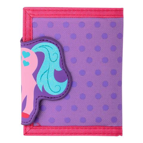 Stephen Joseph wallet. Unicorn