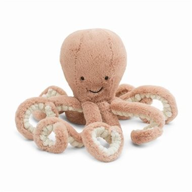 Odell Octopus Soft Toy by Jellycat - Mini
