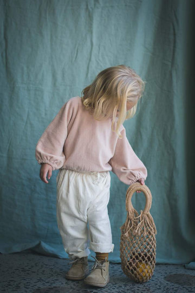 FEATHER DRUM | Whisper Corduroy Slouchies