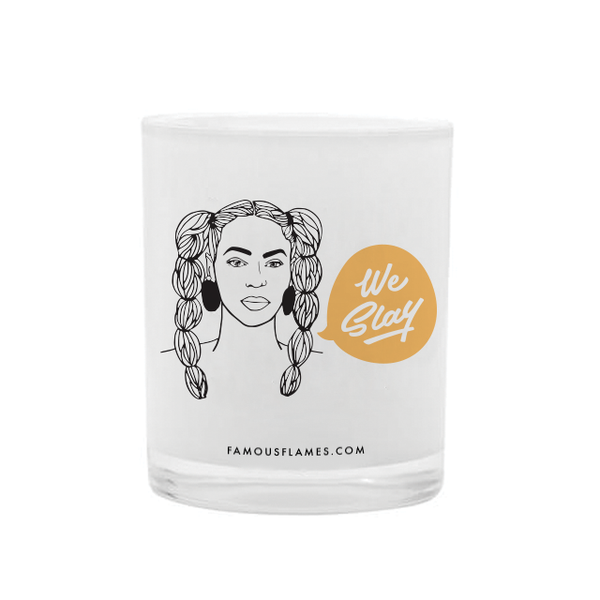 Queen-B Candle by Famous Flames