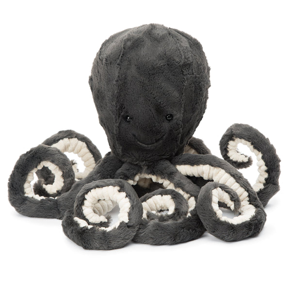 Inky Octopus Soft Toy by Jellycat - Mini