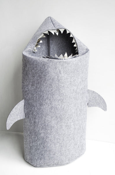 Shark Felt Storage Bag