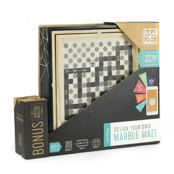 MAZE by Seedling -  Make Your Own Virtual Maze Game