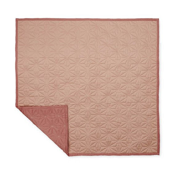 Cam Cam Baby Quilt - Blush (ONLY ONE LEFT)