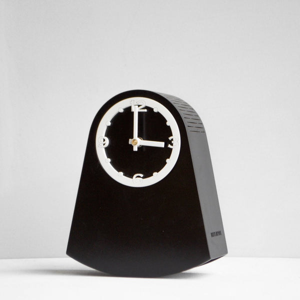 Rock Clock - Black (WAREHOUESE SALE)