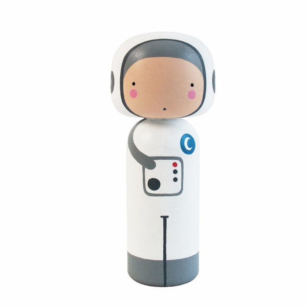 SKETCH INC. | Kokeshi Doll for Lucie Kaas - Spaceman