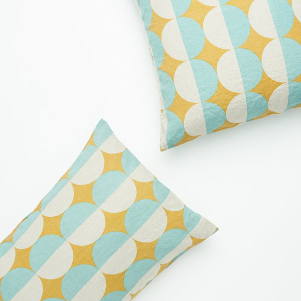 SOCIETY OF WANDERERS | Bob's Geometric Pillow Case Set (PRE-ORDER EARLY NOVEMBER)