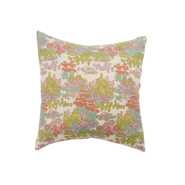 SOCIETY OF WANDERERS | Pamela's Floral Cushion Cover