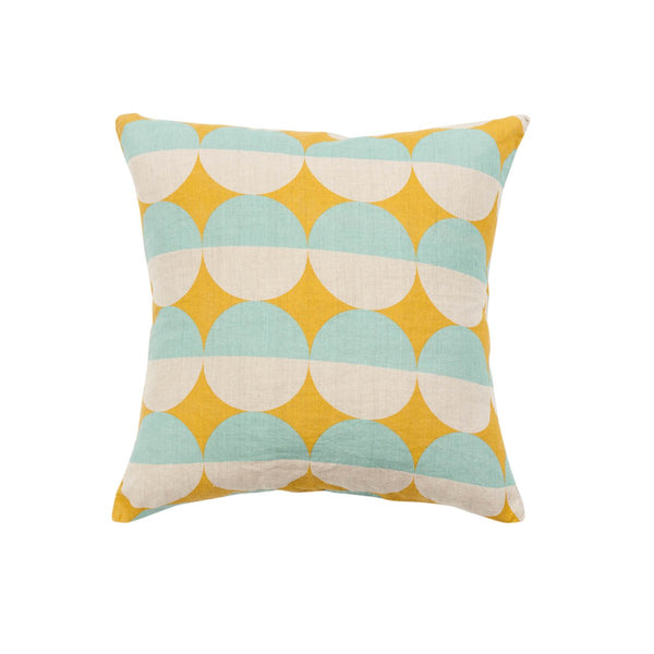 SOCIETY OF WANDERERS | Bob Geometric Cushion Cover