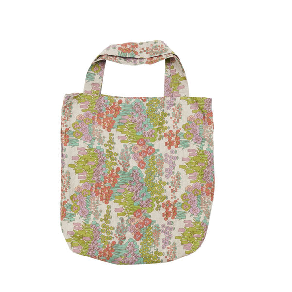SOCIETY OF WANDERERS | Pamela's Floral Tote Bag