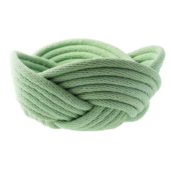 Crayon Chick Weave Bowl in Sage - Small or Medium