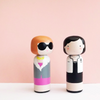 SKETCH INC. | Kokeshi Doll for Lucie Kaas - Anna