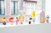 PETIT MONKEY | Mr Sun & Friends Wooden Dolls by Suzy Ultman