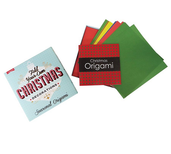Fold Your Own Christmas Origami (WAREHOUSE SALE)