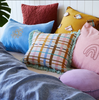 SAGE & CLARE | PLAY | Rylie Round Cushion - Taffy (PRE-ORDER MAY)