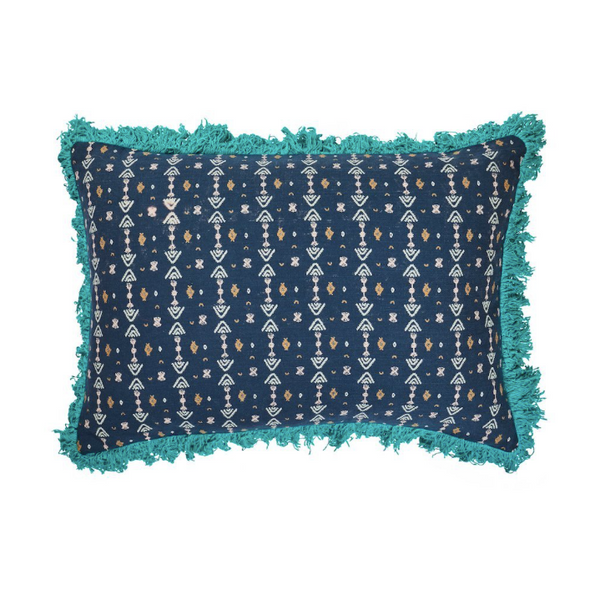 SAGE & CLARE | PLAY | Kanab Fringe Cushion