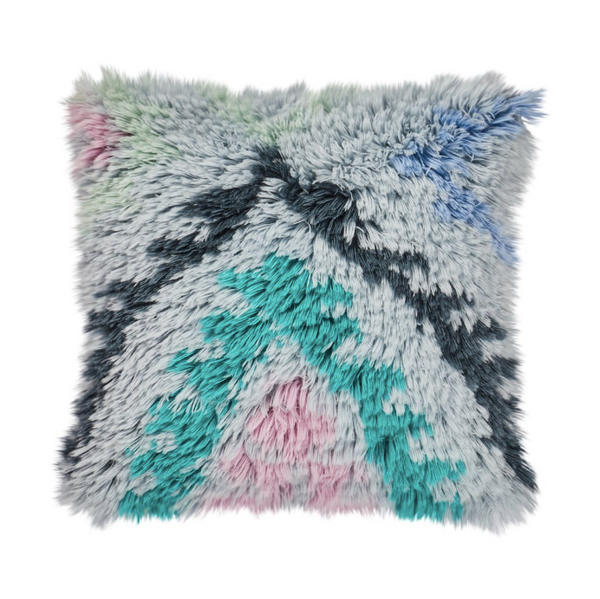 SAGE & CLARE | Mojave Haze Shag Cushion (PRE-ORDER MAY)