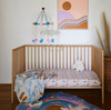 SAGE & CLARE | Nell Desert FItted Cot Sheet