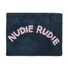 SAGE & CLARE | Tula Nudie Bath Mat | Denim (PRE-ORDER MAY)
