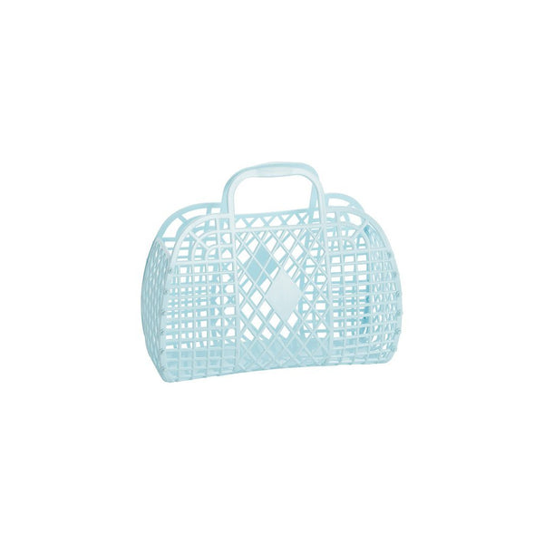 SUN JELLIES | Retro Bag - Small Light Blue