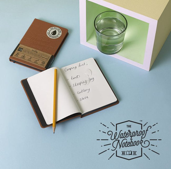 The Waterproof Notebook by Luckies