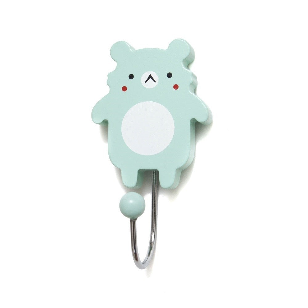 PETIT MONKEY | Koala Wall Hook - Green