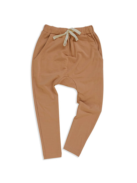 MAD ABOUT MINI | Low Slung Pant - Desert Sand