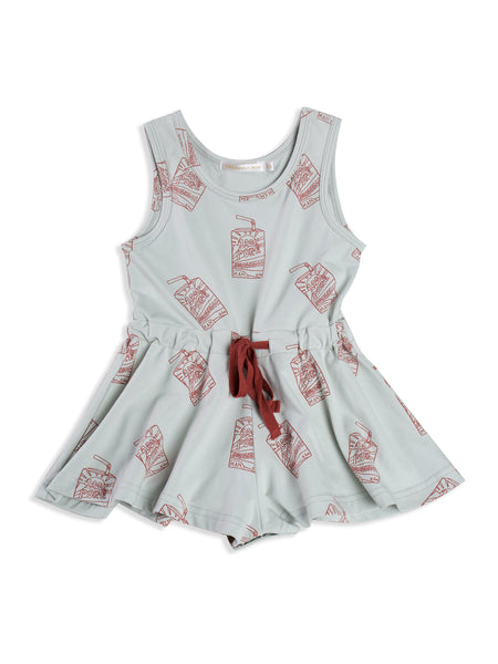 MAD ABOUT MINI | Juice box Playsuit (LAST ONE 2-3)