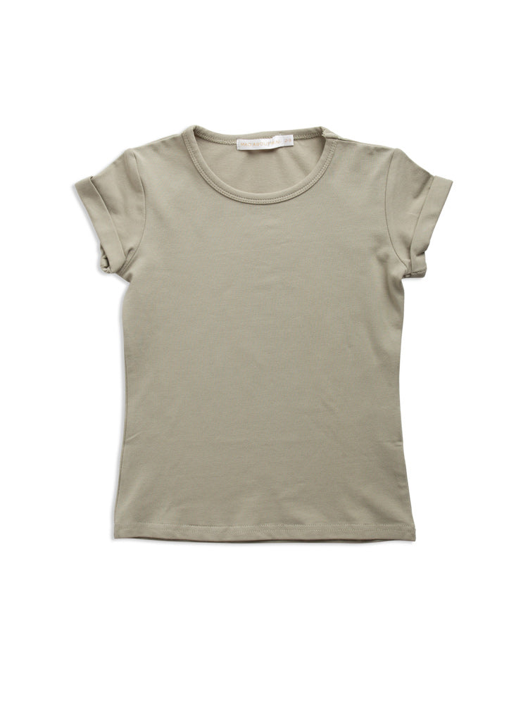 MAD ABOUT MINI | Tee - Olive